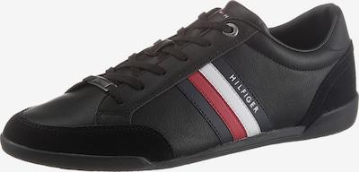 TOMMY HILFIGER Tenisky - námořnická modř / ohnivá červená / černá / bílá, Produkt