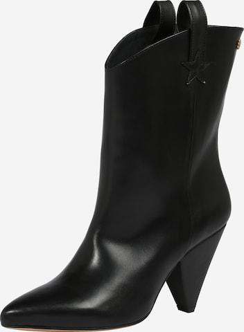 Fabienne Chapot Booties 'Josefin' in Black