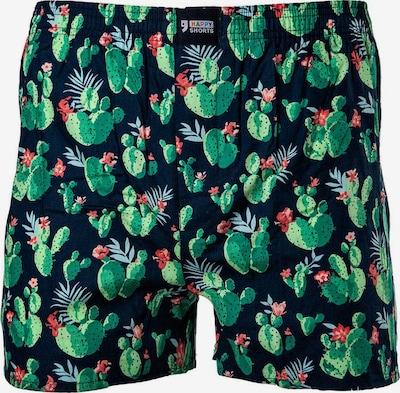 Happy Shorts Boxershorts in mischfarben, Produktansicht