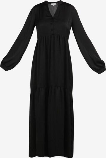 Usha Jurk in de kleur Zwart, Productweergave