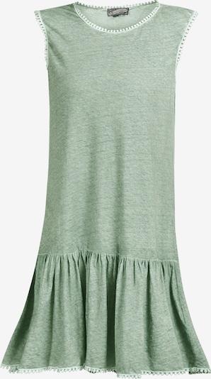 DreiMaster Vintage Sommerkleid in pastellgrün, Produktansicht