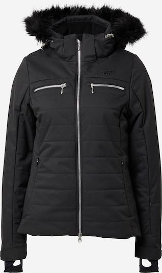 4F Skijacke in schwarz, Produktansicht