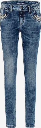 CIPO & BAXX Jeans 'FREEDOM' in de kleur Blauw, Productweergave