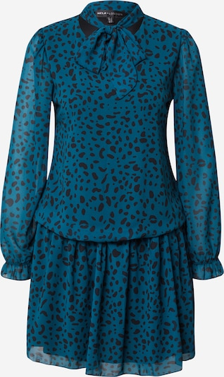 Mela London Dress in Night blue / Pastel blue, Item view