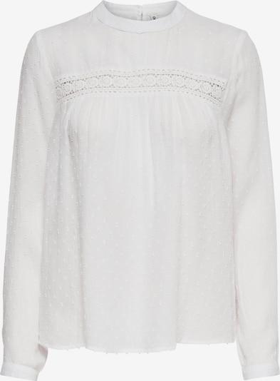ONLY Bluza 'PELIA' u bijela: Prednji pogled