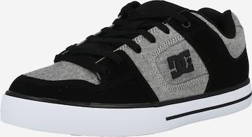 DC Shoes Nízke tenisky 'PURE' - Sivá