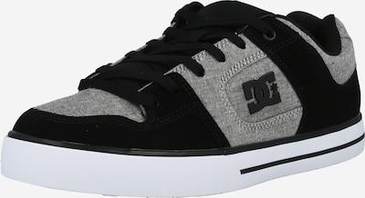 DC Shoes Sneaker 'PURE' in graumeliert / schwarz, Produktansicht