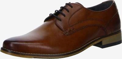 LURCHI Chaussure à lacets en marron, Vue avec produit