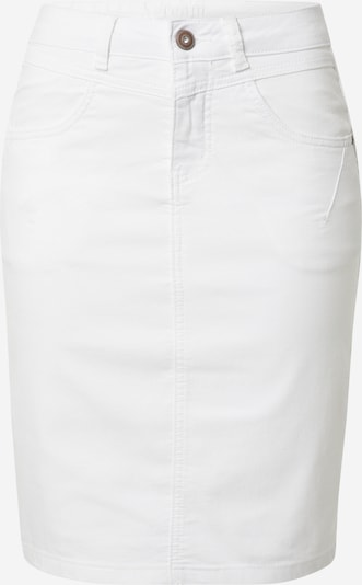 Cream Jupe 'Amalie' en blanc, Vue avec produit
