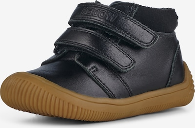 WODEN Kids First-Step Shoes ' Tristan Leather' in Black, Item view