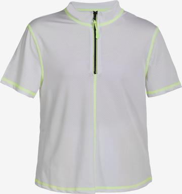 myMo ATHLSR Funksjonsskjorte i hvit