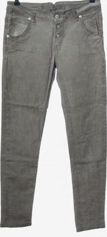 Blue Monkey Pants in L in Grey