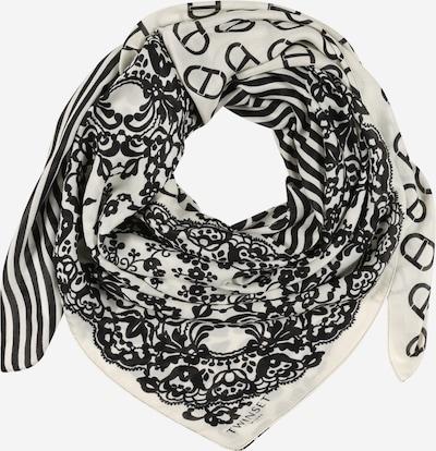 Twinset Látkové rúško - čierna / biela, Produkt