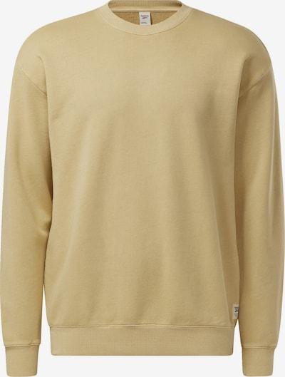 Reebok Classics Sweatshirt in Sand, Item view