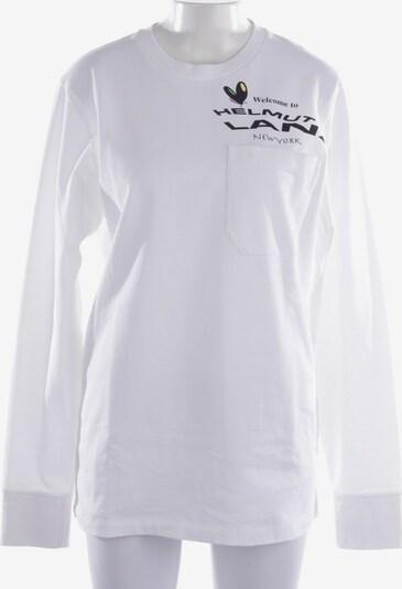 HELMUT LANG Shirt langarm in M in weiß, Produktansicht