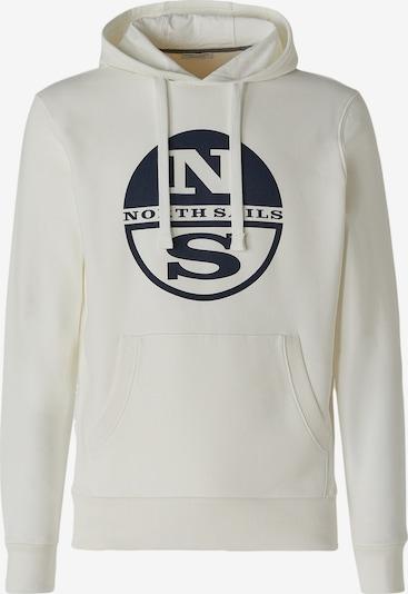 North Sails Sweatshirt in White, Item view