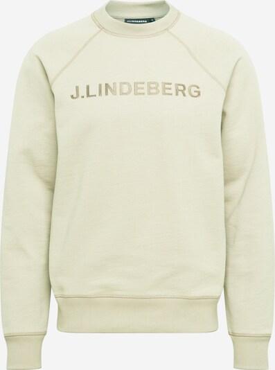 világosbarna / pasztellzöld J.Lindeberg Tréning póló, Termék nézet