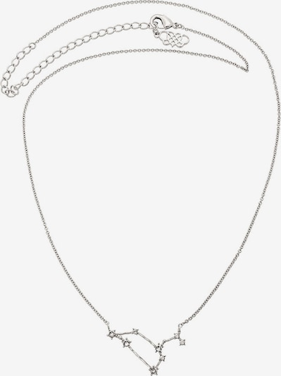 LILY AND ROSE Kette 'Leo' in silber, Produktansicht