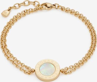 LEONARDO Armband in gold, Produktansicht