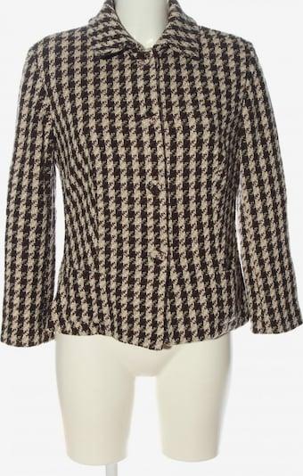 Piazza Sempione Woll-Blazer in L in creme / braun, Produktansicht