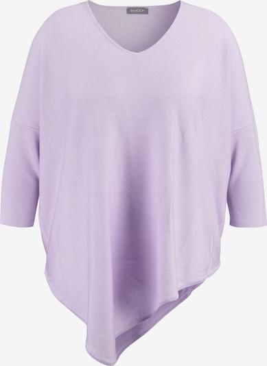 SAMOON Oversize-Pullover in helllila, Produktansicht
