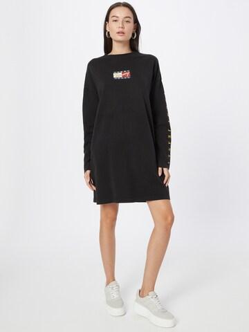 Rochie de la Tommy Jeans pe negru