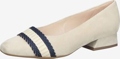 PETER KAISER Escarpins en beige / bleu, Vue avec produit