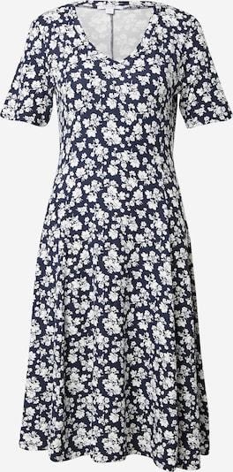 Claire Kleid 'Danni' in navy / weiß, Produktansicht