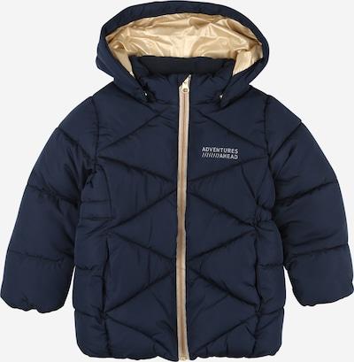 Žieminė striukė 'Milton' iš NAME IT , spalva - tamsiai mėlyna / balta, Prekių apžvalga