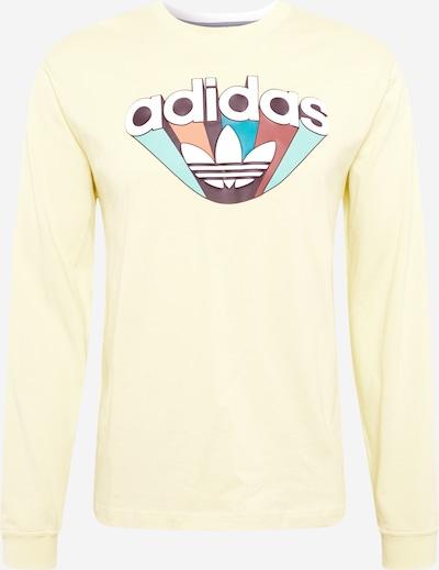 ADIDAS ORIGINALS Shirt 'SUMMER' in de kleur Geel / Gemengde kleuren, Productweergave