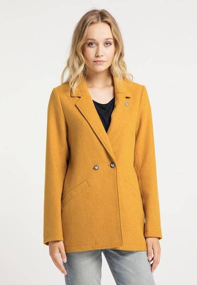 DreiMaster Vintage Blazer in gelb, Modelansicht