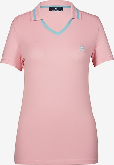 Auden Cavill Shirt in hellblau / pink, Produktansicht