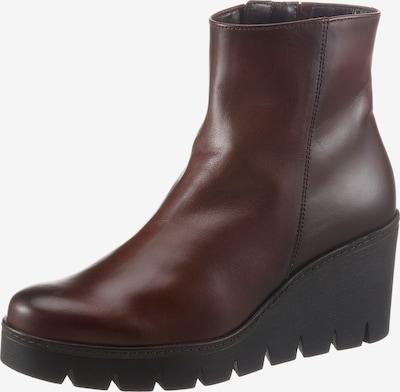 GABOR Ankle Boots in kastanienbraun, Produktansicht