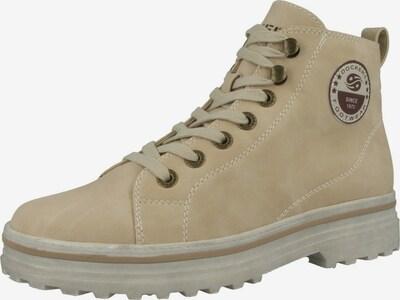 Dockers by Gerli Boots in beige, Produktansicht