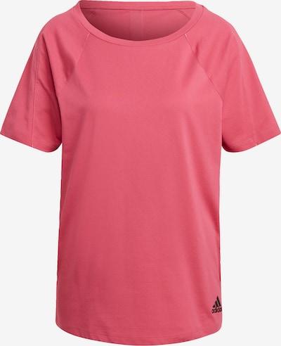 Tricou funcțional ADIDAS PERFORMANCE pe roz / negru, Vizualizare produs