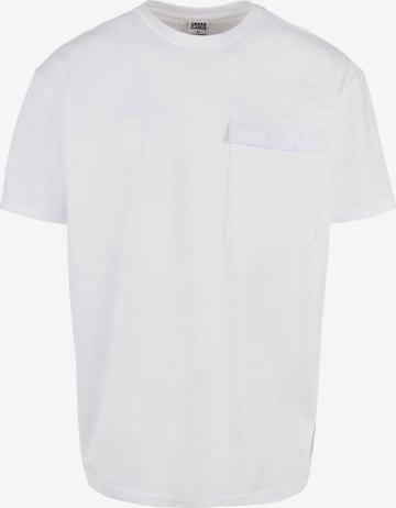 Urban Classics Тениска в бяло