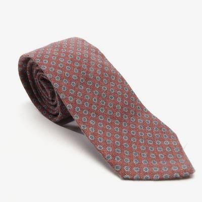 Hackett London Krawatte in One Size in blau / dunkelrot, Produktansicht
