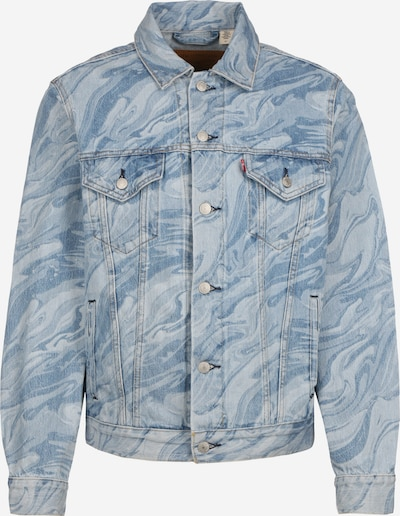 LEVI'S Jeansjacke 'Vintage Fit Trucker' in blau, Produktansicht