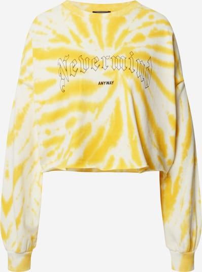 Tally Weijl Mikina - žltá / pastelovo žltá, Produkt