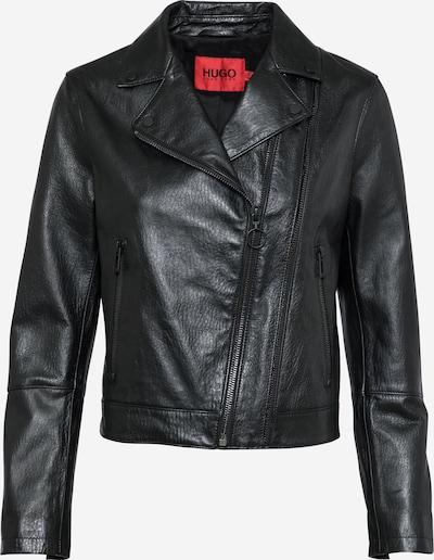 HUGO Jacke 'Loveri' in schwarz, Produktansicht