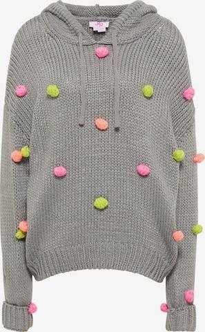 MYMO Sweater in Grey