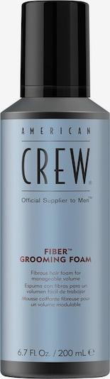 American Crew Haarschaum 'Fiber Grooming Foam' in rauchblau / schwarz, Produktansicht