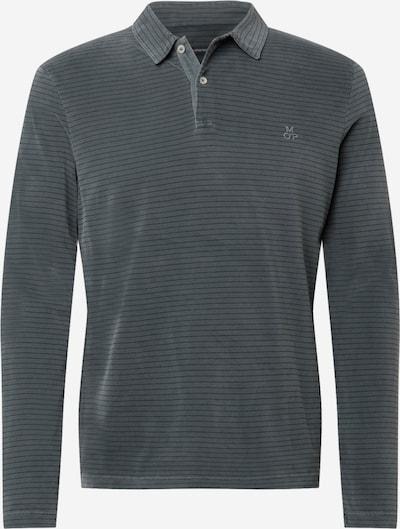 Marc O'Polo Shirt in de kleur Donkergroen, Productweergave