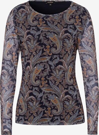 MORE & MORE Mesh-Shirt, Paisley in mischfarben, Produktansicht