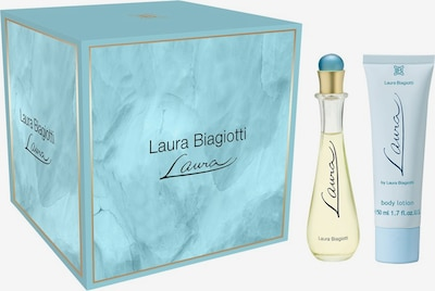 Laura Biagiotti Geschenkset in hellblau, Produktansicht