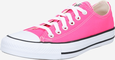 CONVERSE Sneakers laag 'Chuck Taylor All Star' in de kleur Pink / Wit, Productweergave