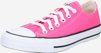 CONVERSE Baskets basses 'Chuck Taylor All Star' en rose / blanc, Vue avec produit
