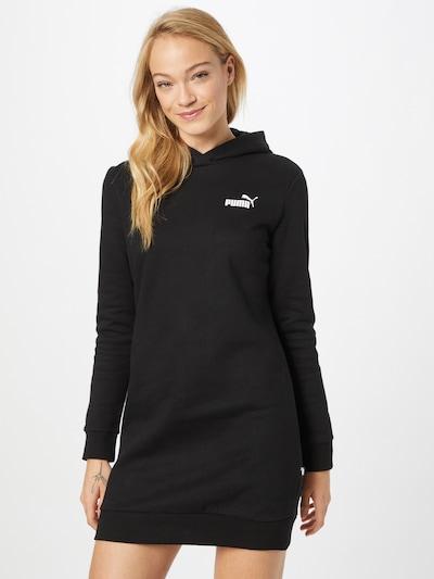 PUMA Sports Dress in Black / White, View model