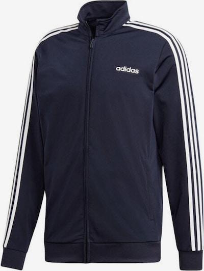 ADIDAS PERFORMANCE Sportovní bunda - námořnická modř / bílá, Produkt