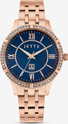 JETTE Analog Watch in Pink